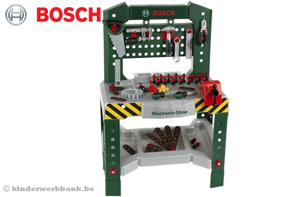 Bosch Mechanic Shop kinderwerkbank.